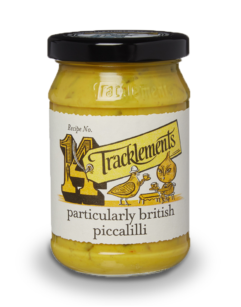Particularly British Piccalilli